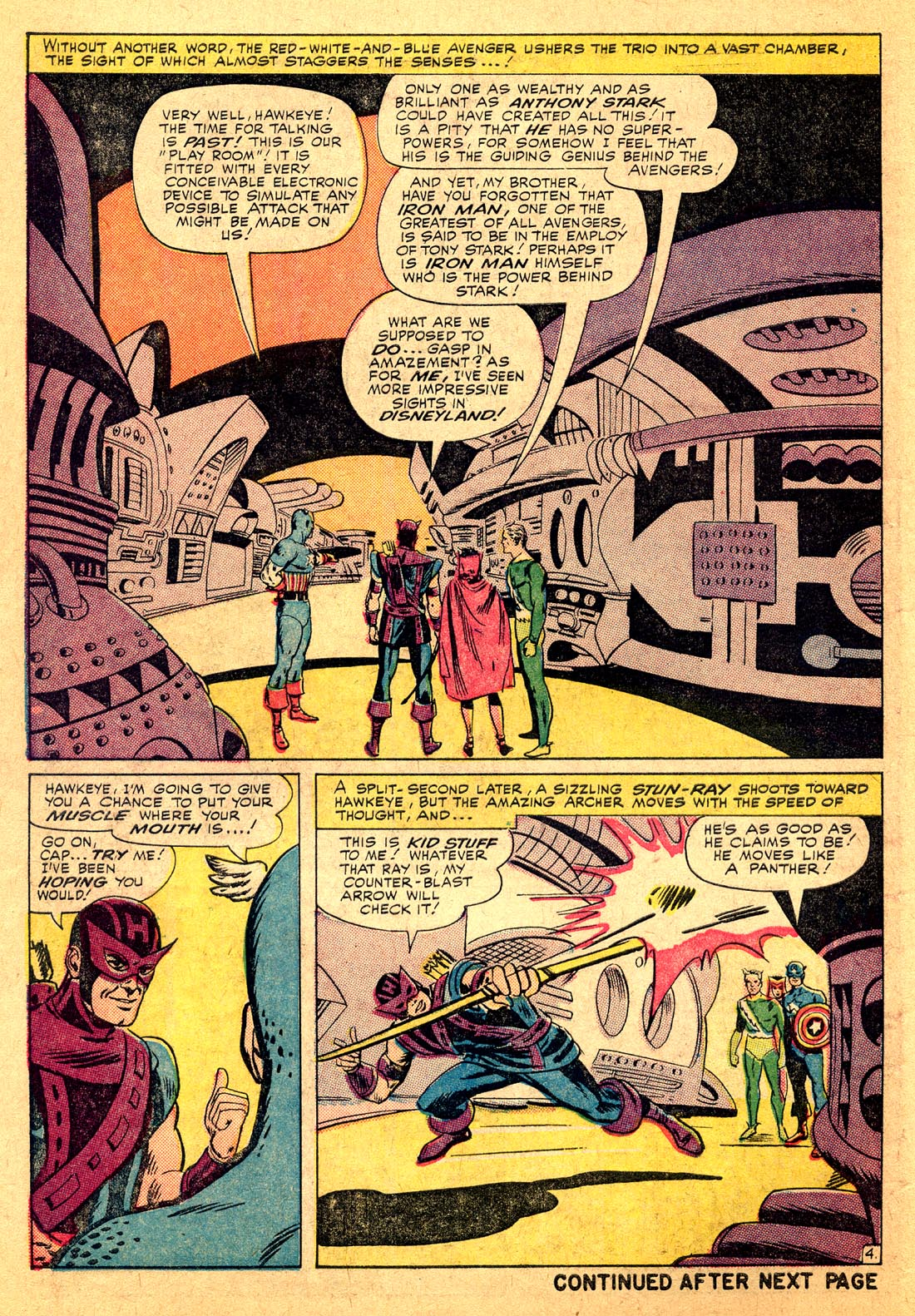 The Avengers (1963) 17 Page 4