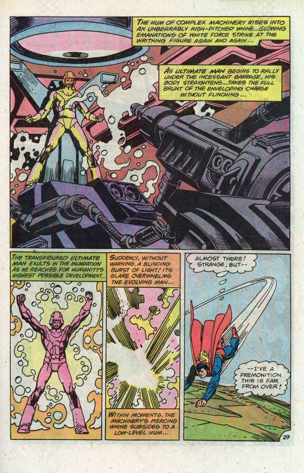 Read online Superman Special (1983) comic -  Issue #1 - 35
