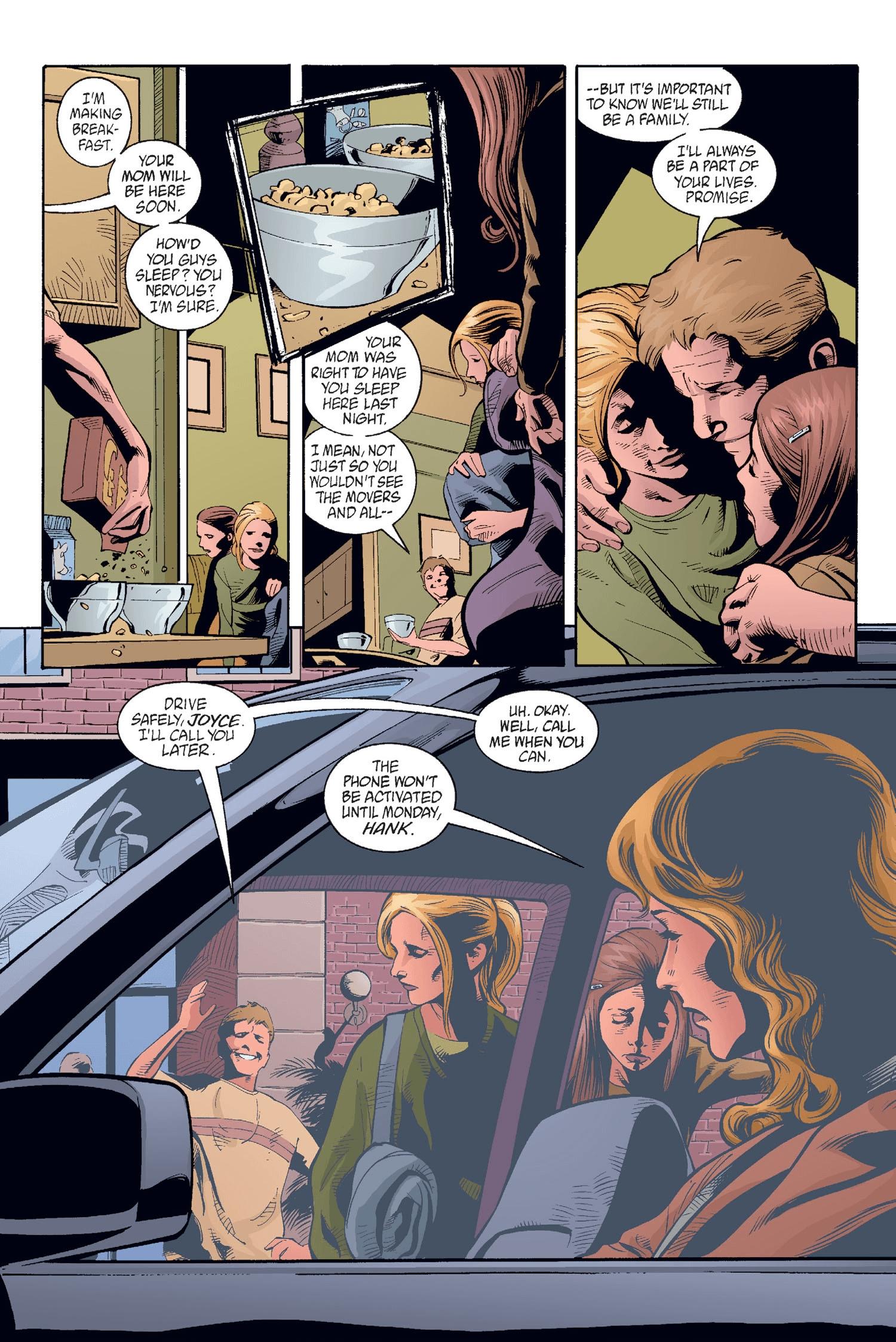 Read online Buffy the Vampire Slayer: Omnibus comic -  Issue # TPB 2 - 86