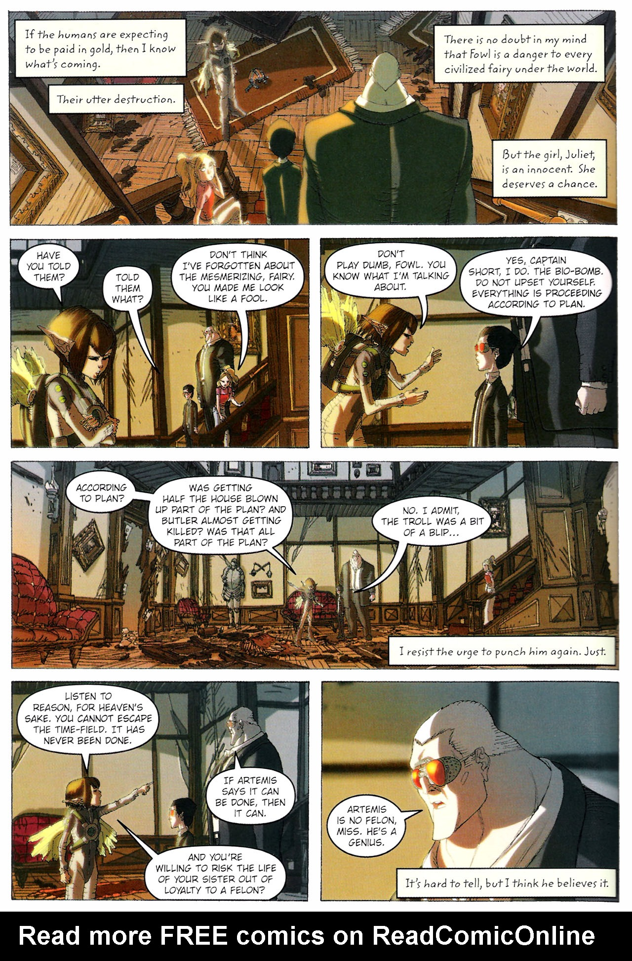 Read online Artemis Fowl: The Graphic Novel comic -  Issue #Artemis Fowl: The Graphic Novel Full - 103