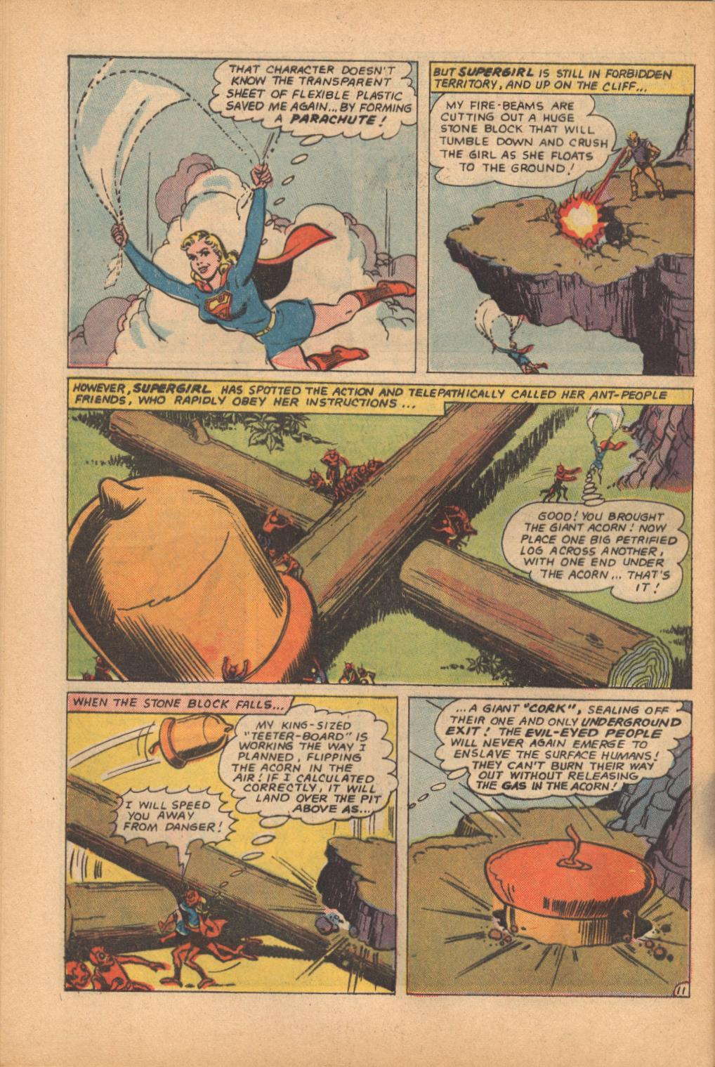 Read online Action Comics (1938) comic -  Issue #337 - 32