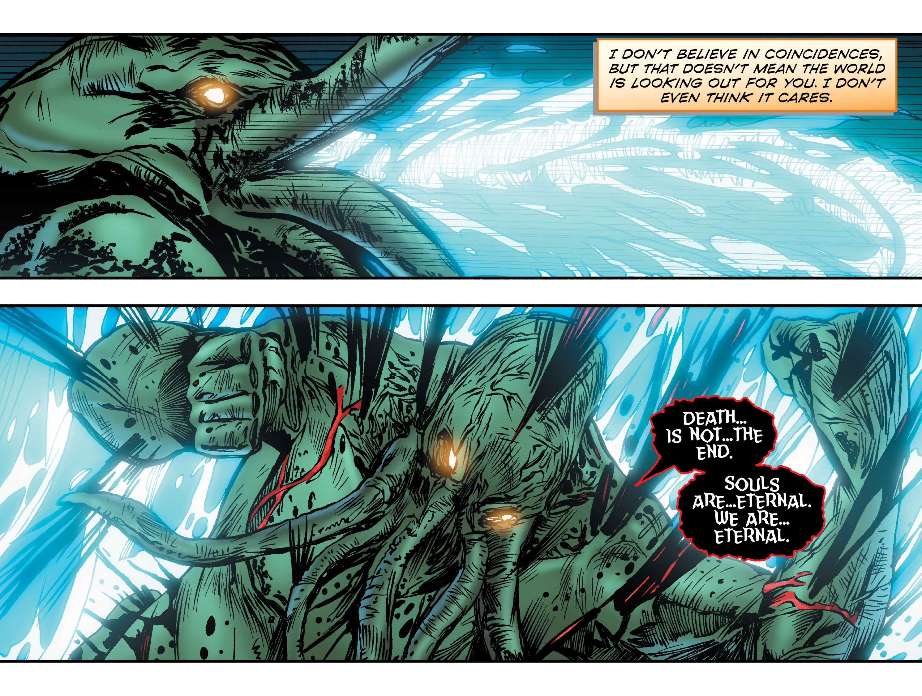 Read online Evil Dead 2: Dark Ones Rising comic -  Issue #5 - 12