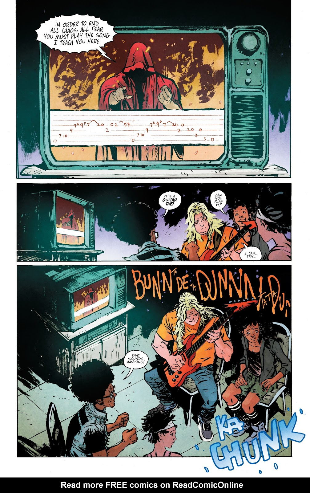Read online Murder Falcon comic -  Issue #5 - 23