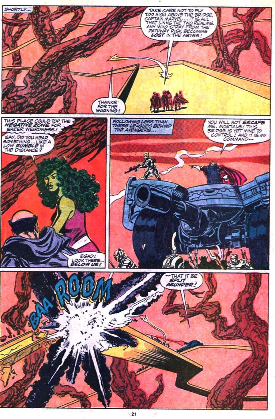 The Avengers (1963) 282 Page 21