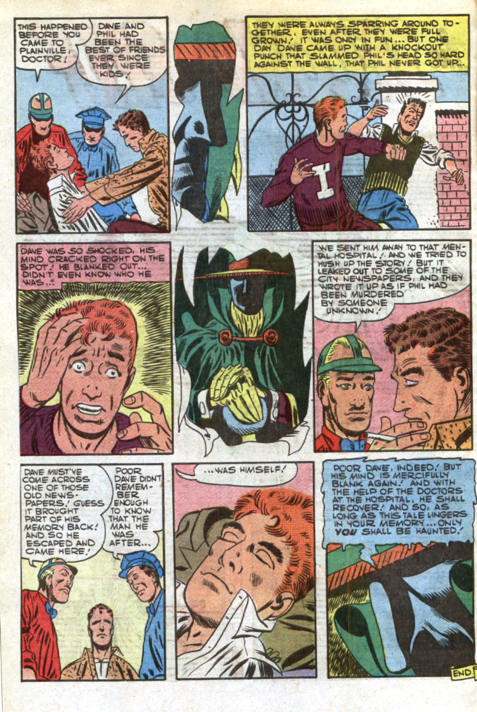 Read online Scary Tales comic -  Issue #39 - 8
