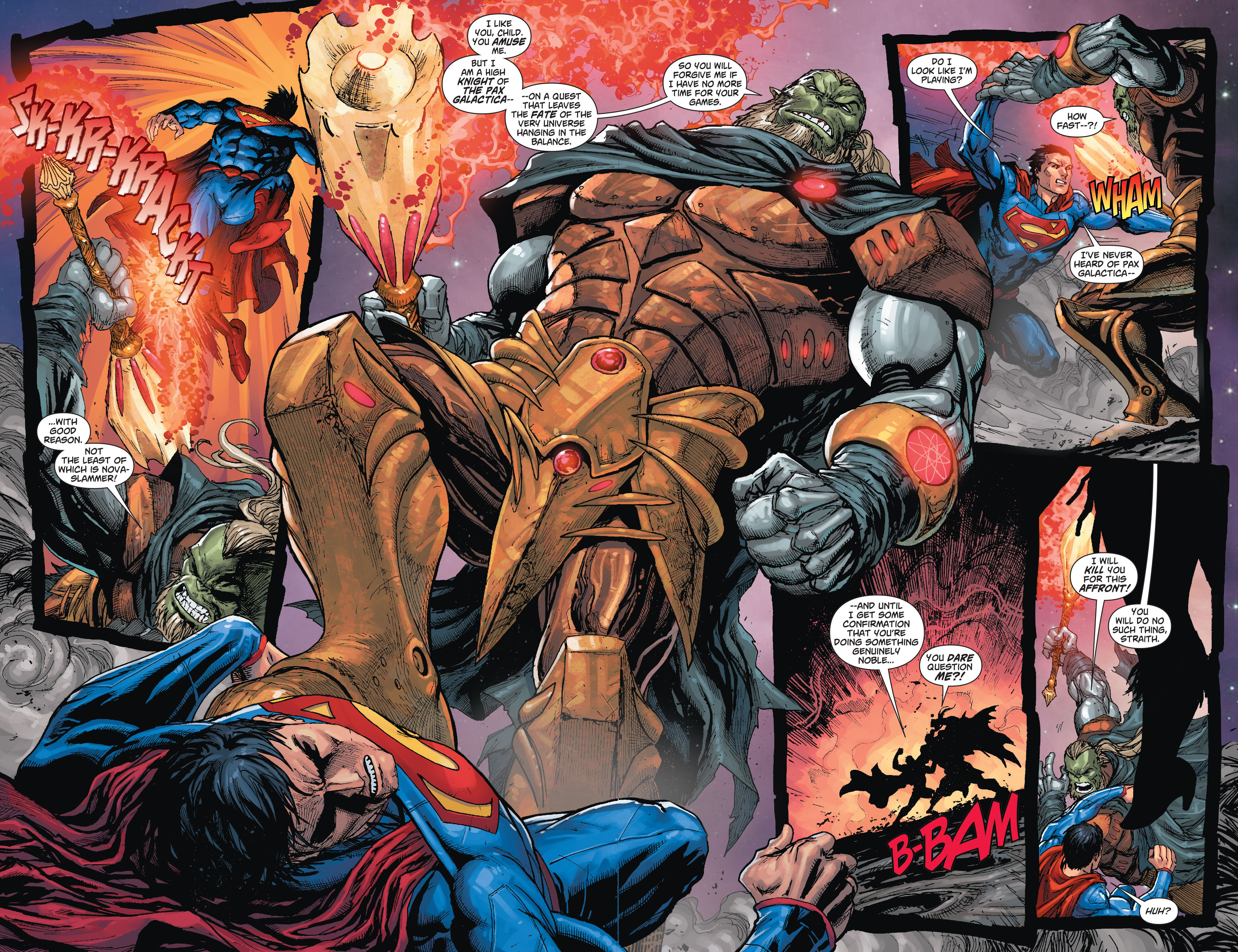 Read online Action Comics (2011) comic -  Issue #22 - 17