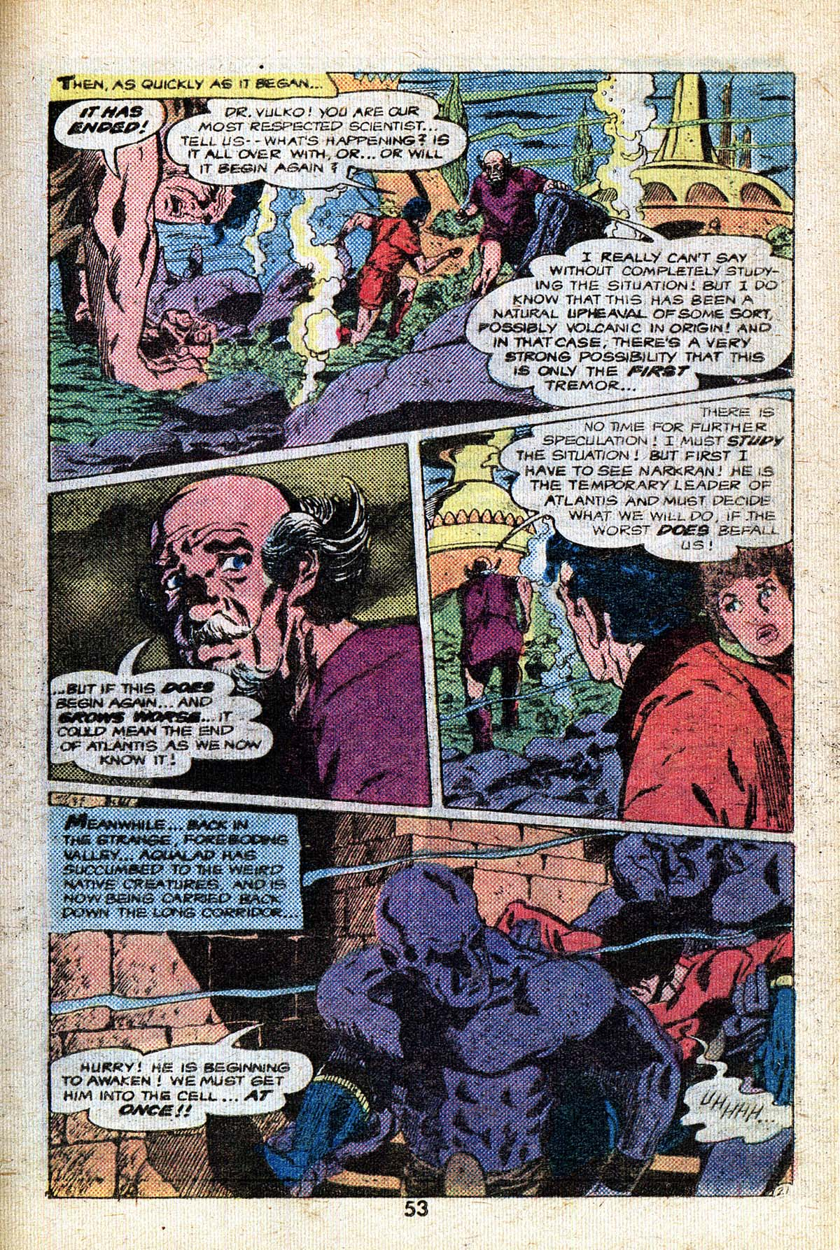 Read online Adventure Comics (1938) comic -  Issue #494 - 53