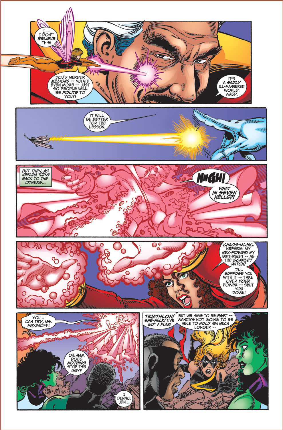 Read online Avengers (1998) comic -  Issue #34 - 11