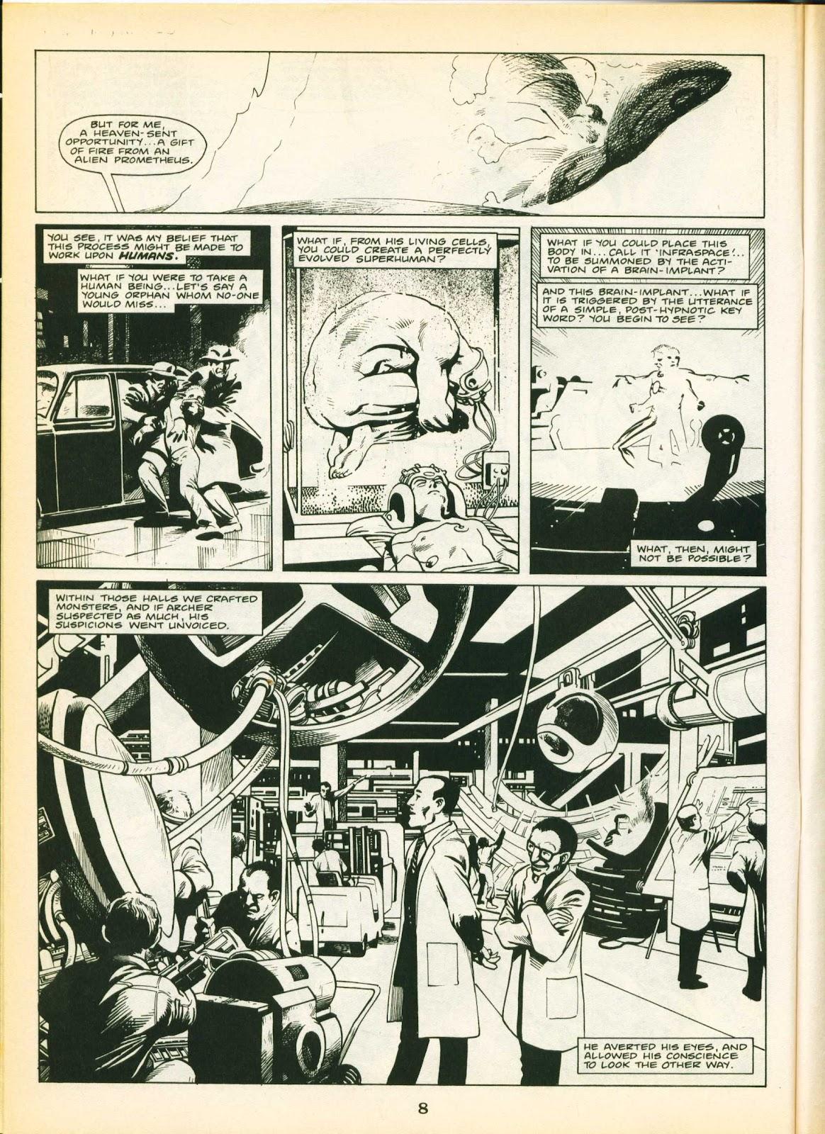 Warrior Issue #20 #21 - English 8
