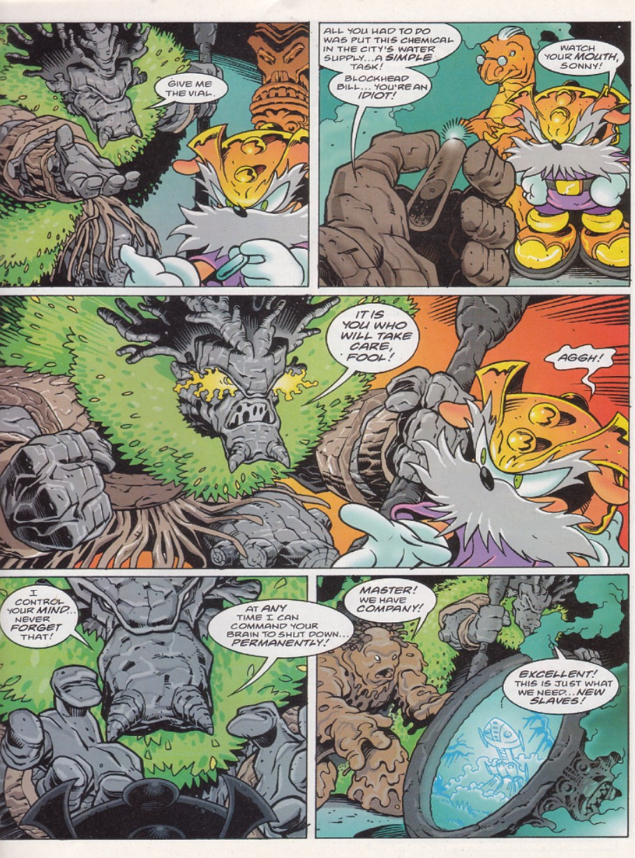 Read online Sonic the Comic comic -  Issue #136 - 5