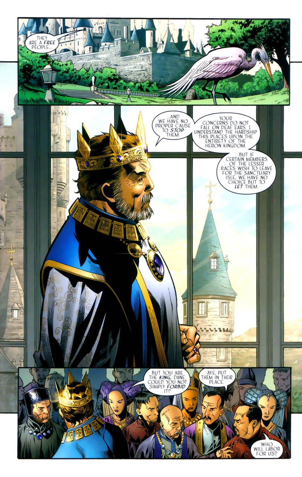 Read online Scion comic -  Issue #31 - 20
