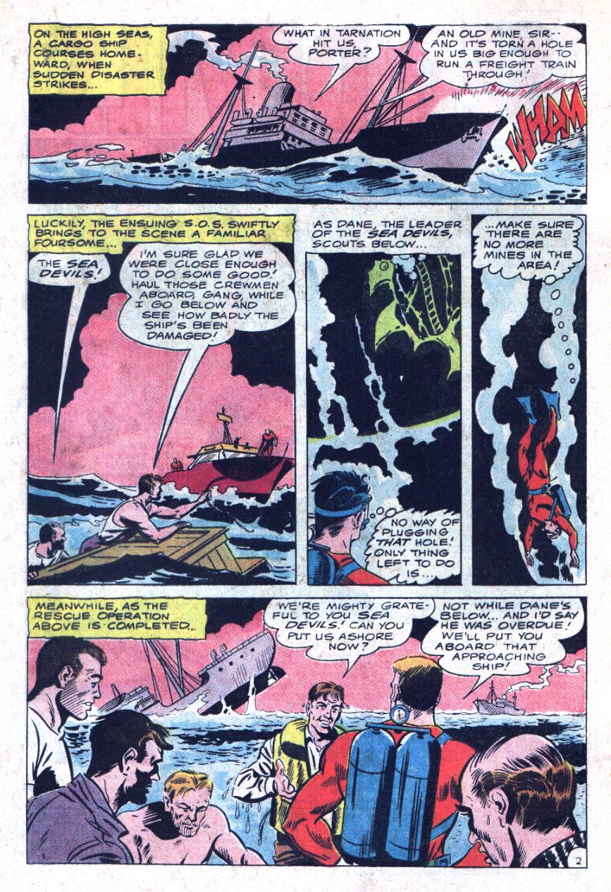 Read online Sea Devils comic -  Issue #35 - 5