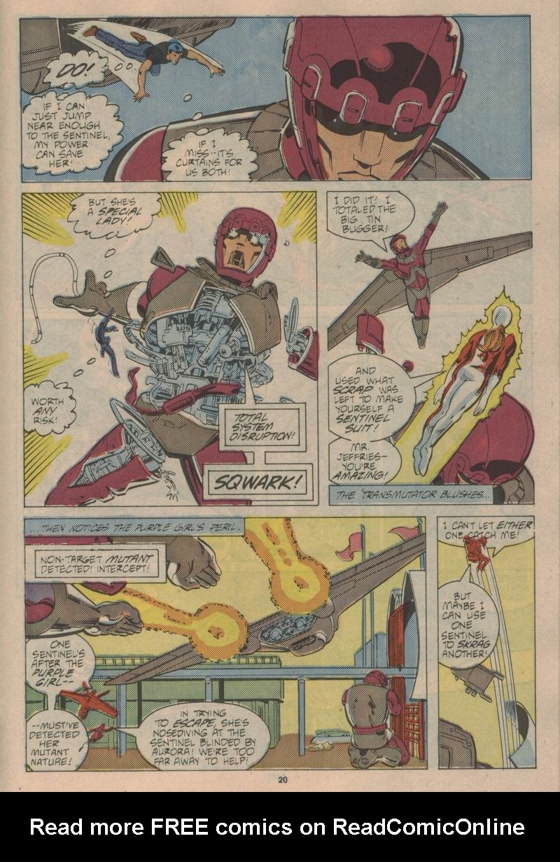 Read online Alpha Flight (1983) comic -  Issue #43 - 21
