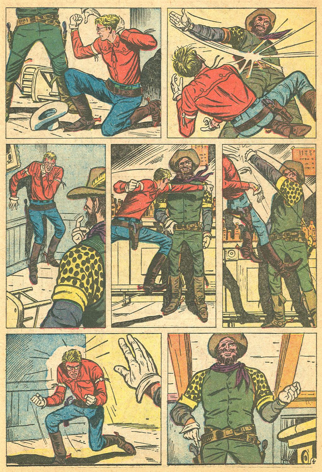 Read online Two-Gun Kid comic -  Issue #61 - 23