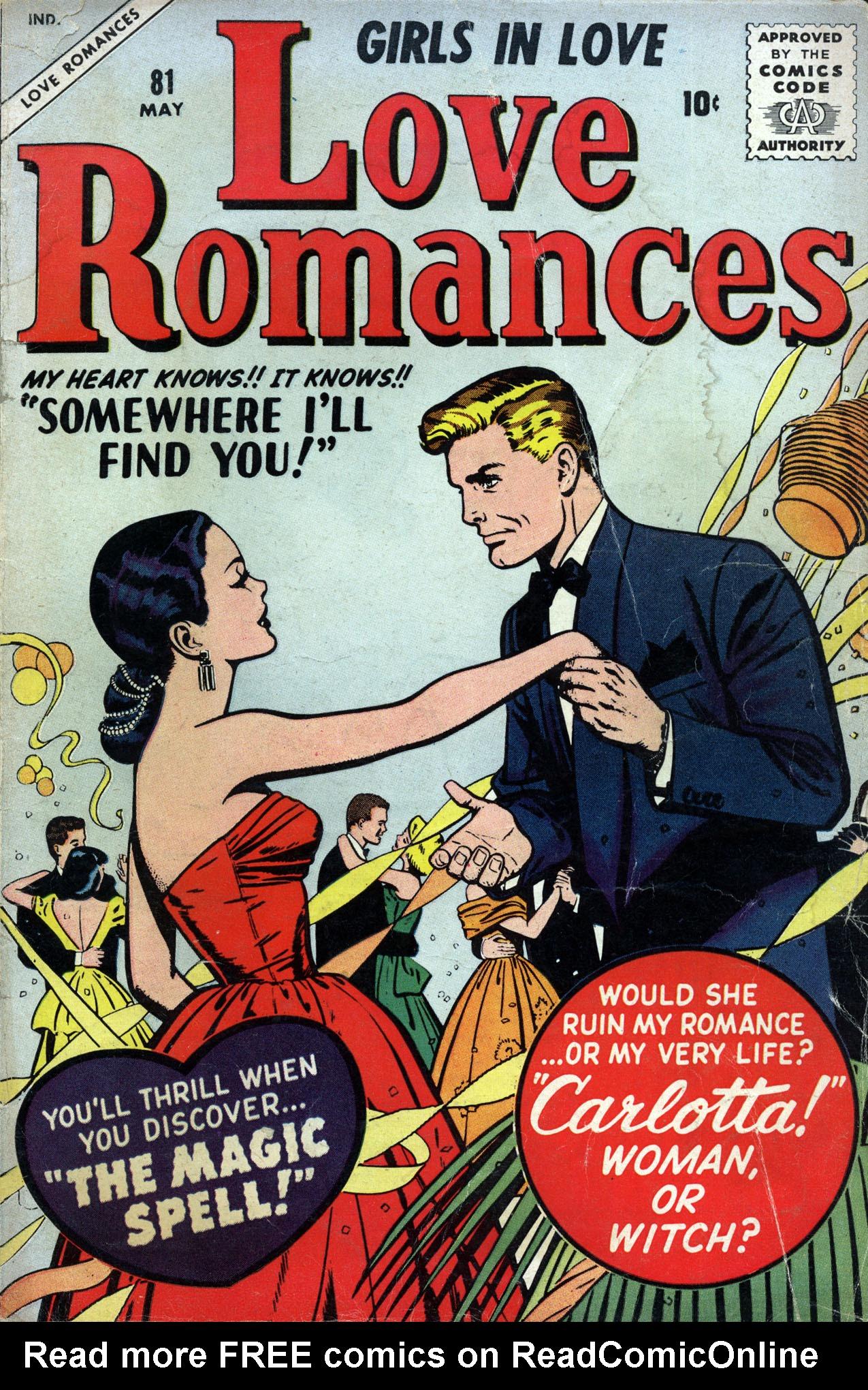 Love Romances 81 Page 1