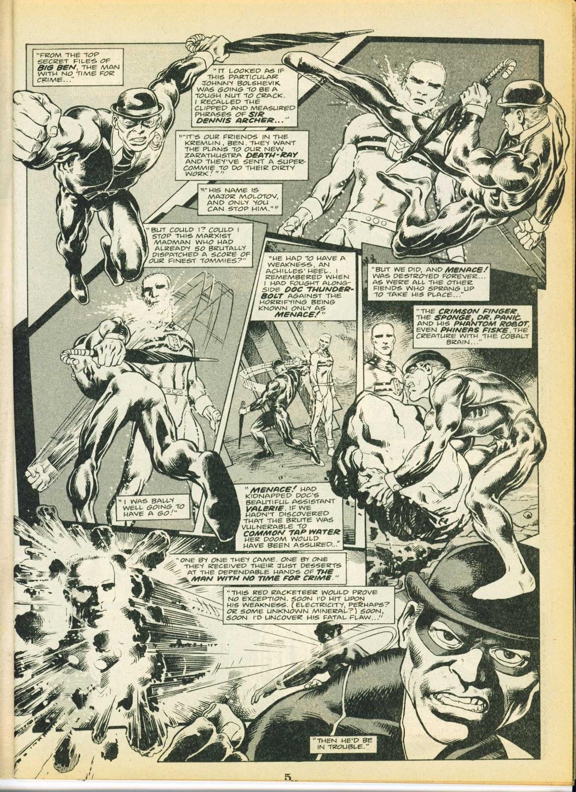 Warrior Issue #10 #11 - English 5