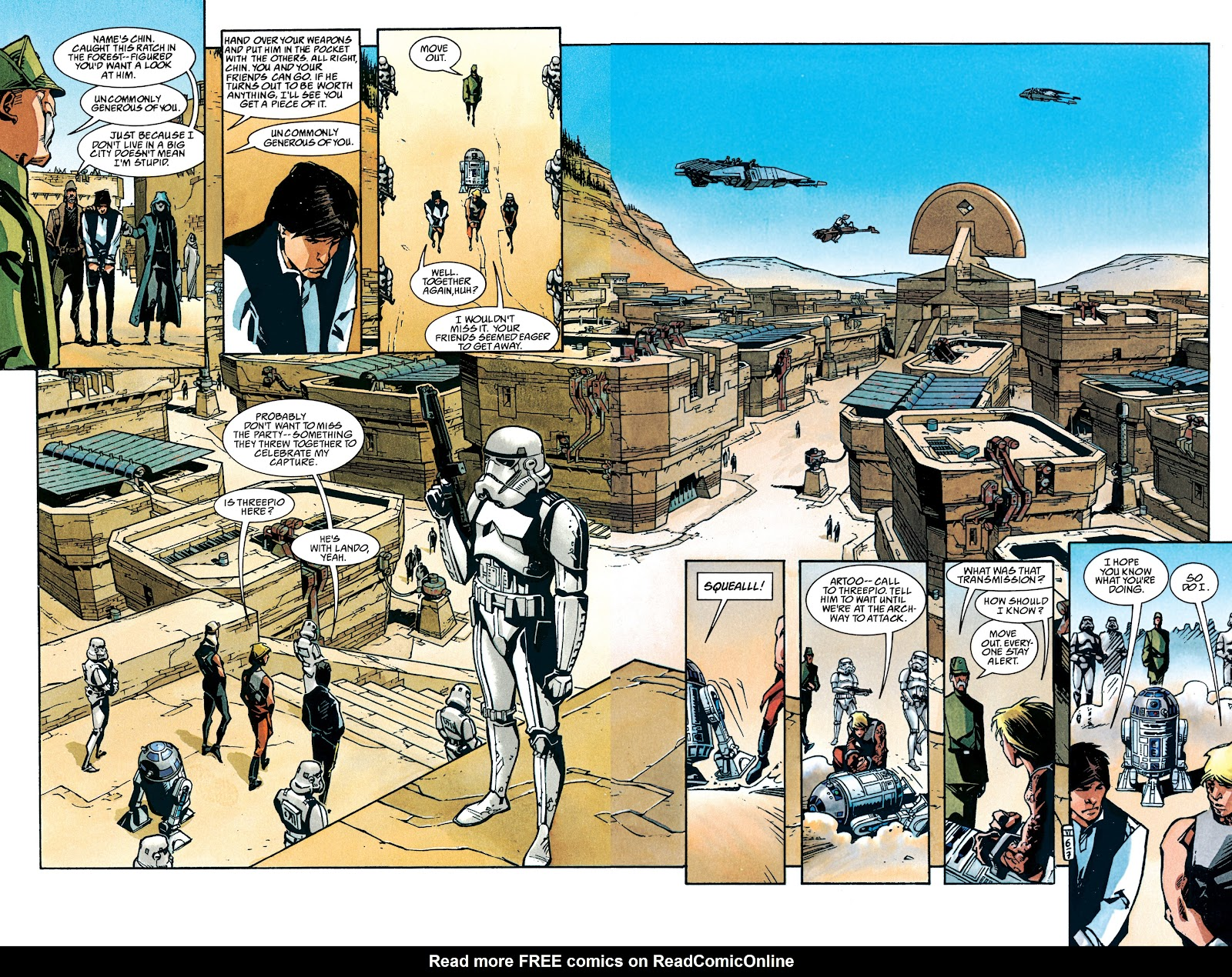 Read online Star Wars Legends: The New Republic - Epic Collection comic -  Issue # TPB 4 (Part 2) - 31