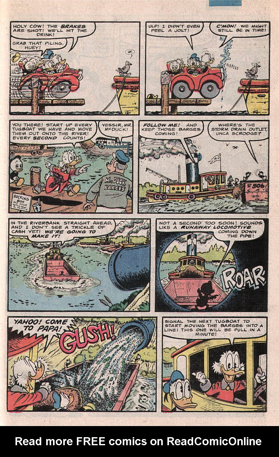 Read online Uncle Scrooge (1953) comic -  Issue #224 - 29