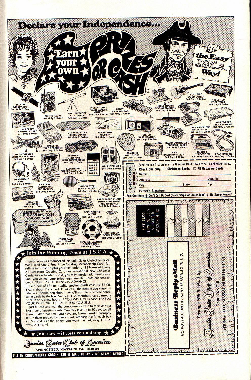 Read online Shazam! (1973) comic -  Issue #26 - 35