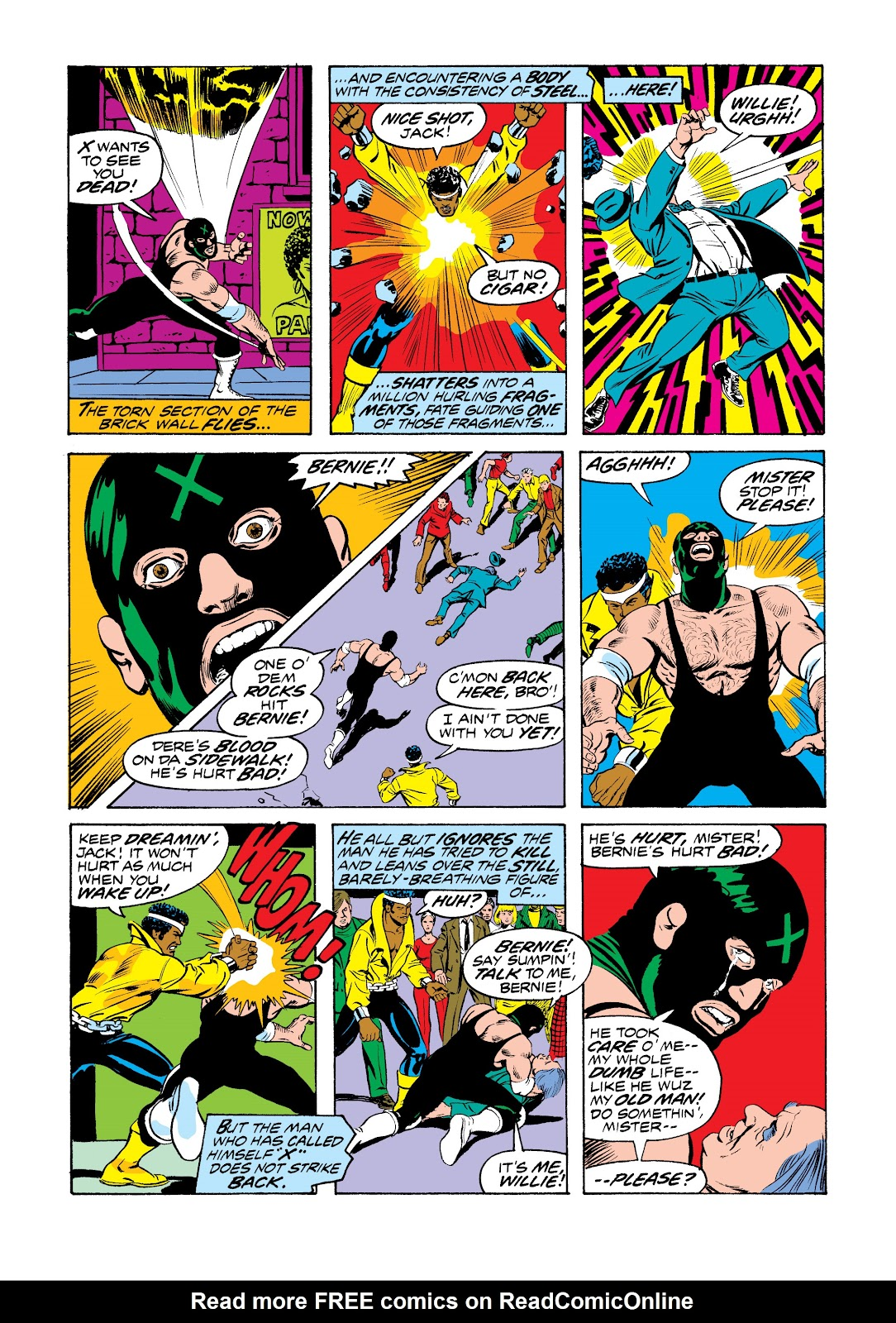 Read online Marvel Masterworks: Luke Cage, Power Man comic -  Issue # TPB 2 (Part 3) - 18