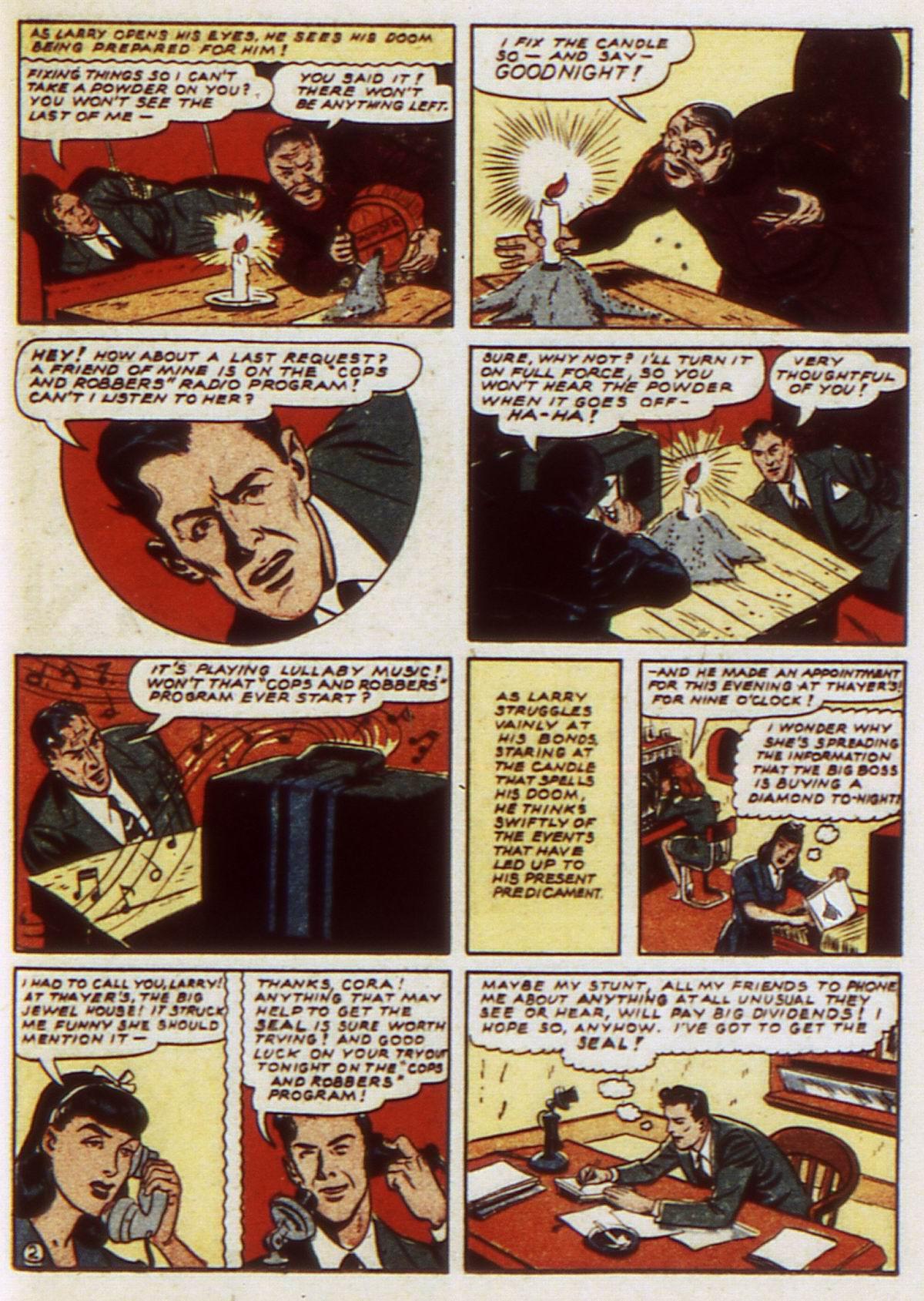 Detective Comics (1937) 61 Page 42