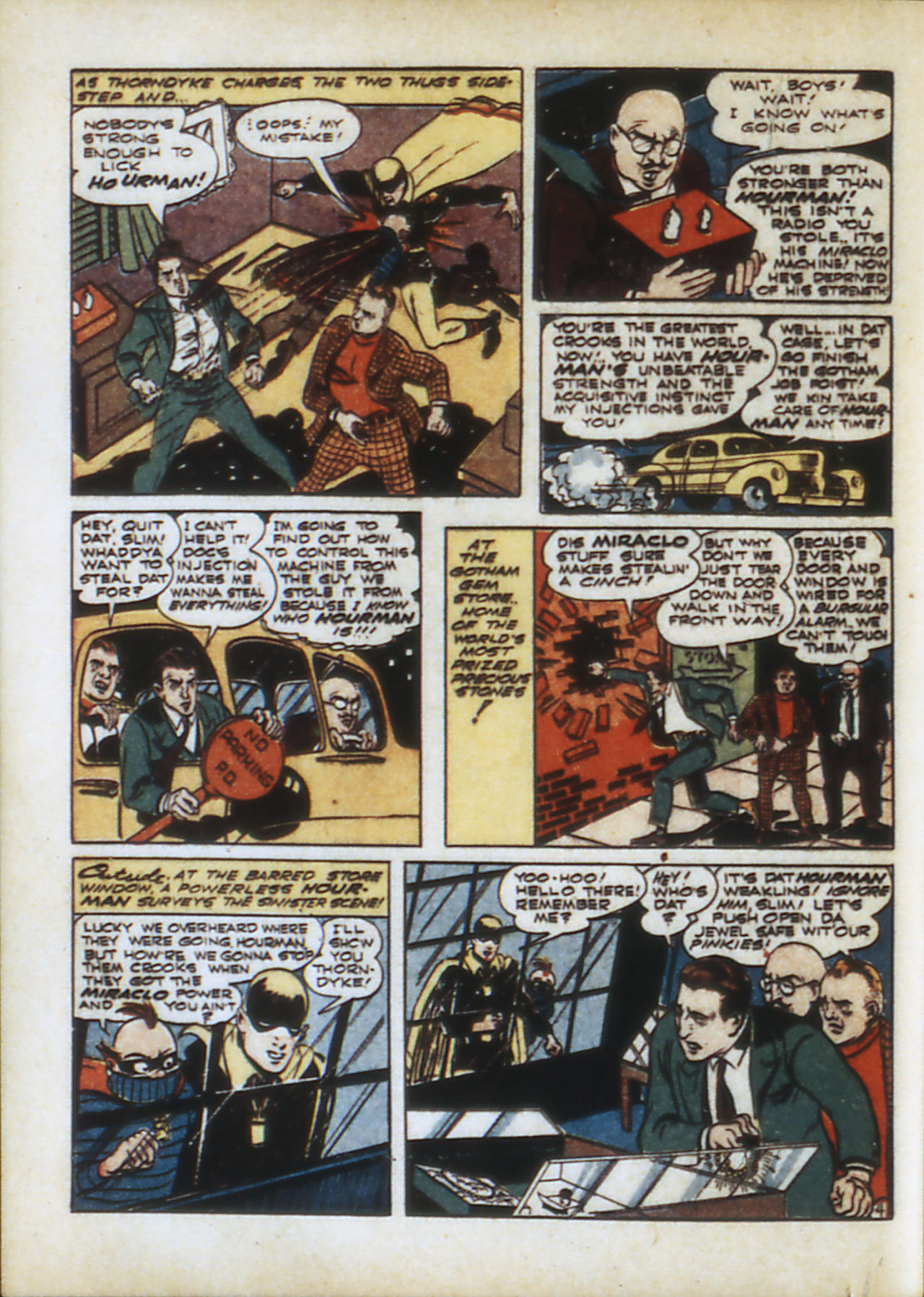 Read online Adventure Comics (1938) comic -  Issue #82 - 63