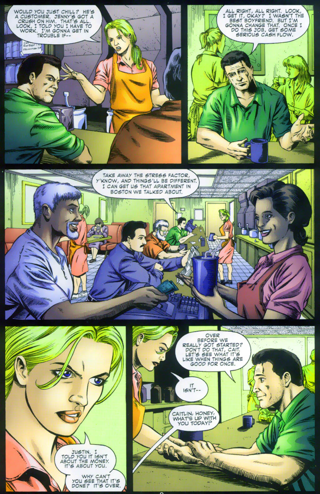 Read online Doctor Fate (2003) comic -  Issue #1 - 9
