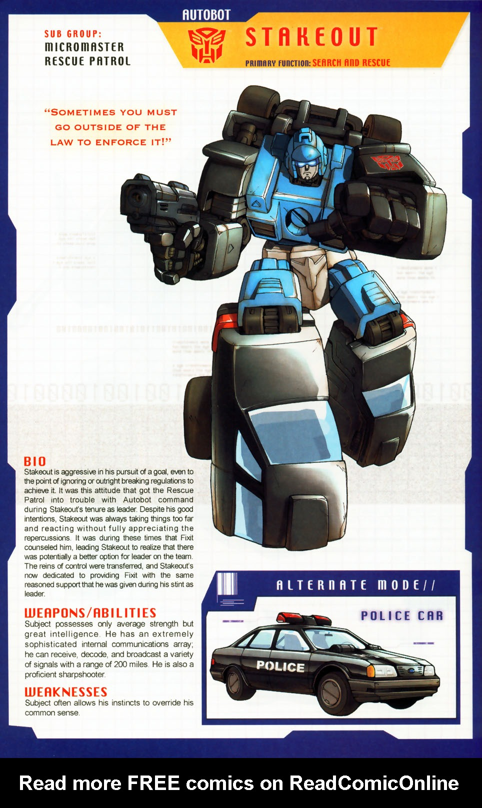 Read online Transformers: More than Meets the Eye comic -  Issue #6 - 43