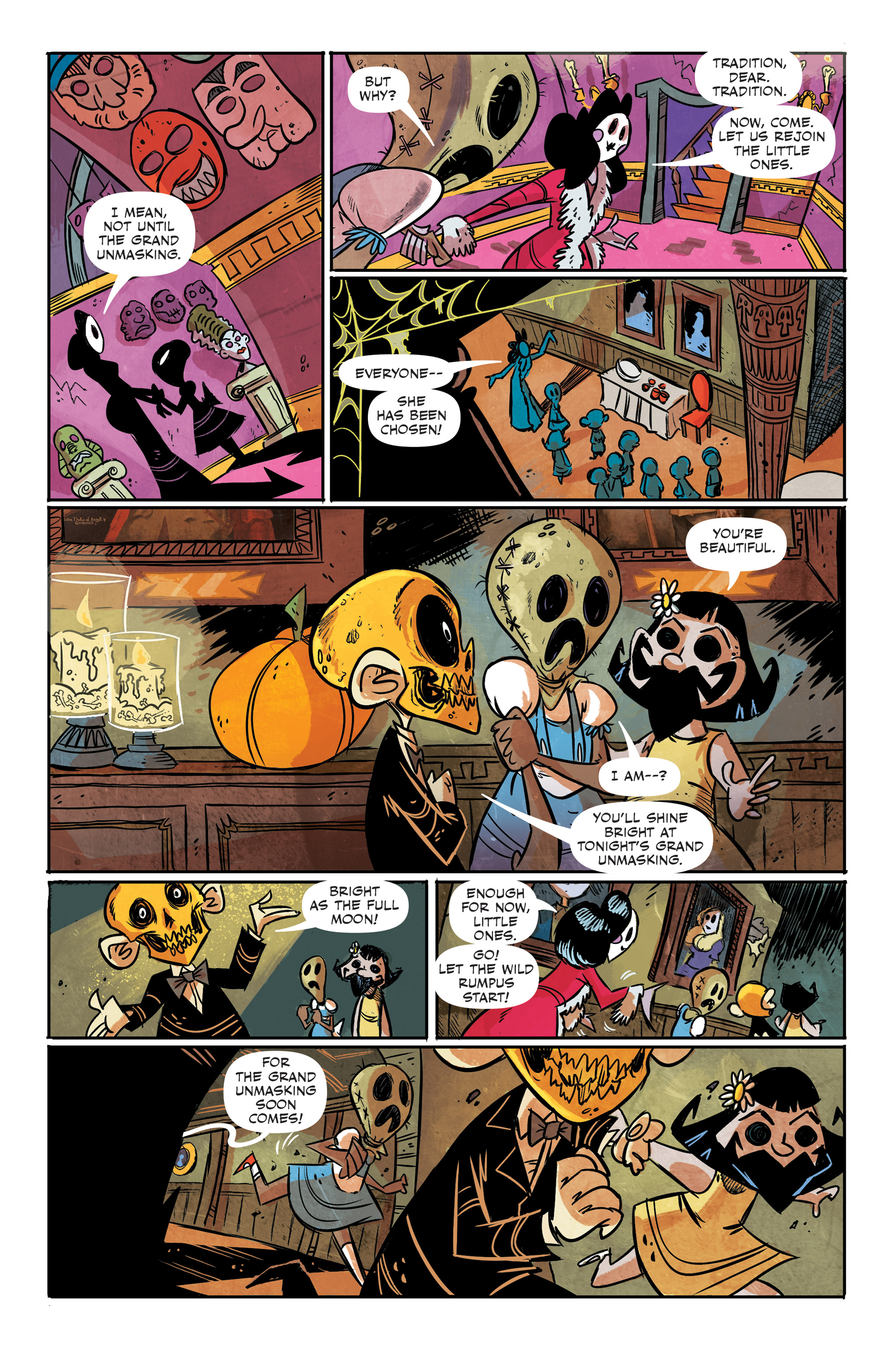 Read online Spook House comic -  Issue #5 - 13