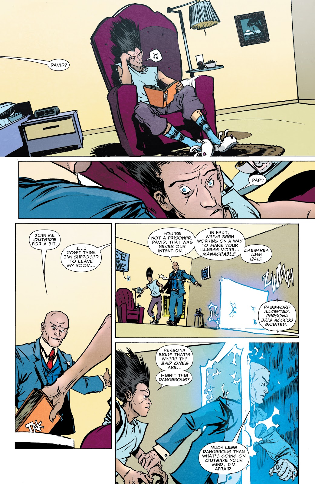 Read online X-Men: Second Coming comic -  Issue # _TPB (Part 3) - 52