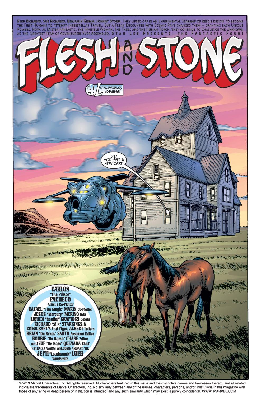 Fantastic Four (1998) 38 Page 2
