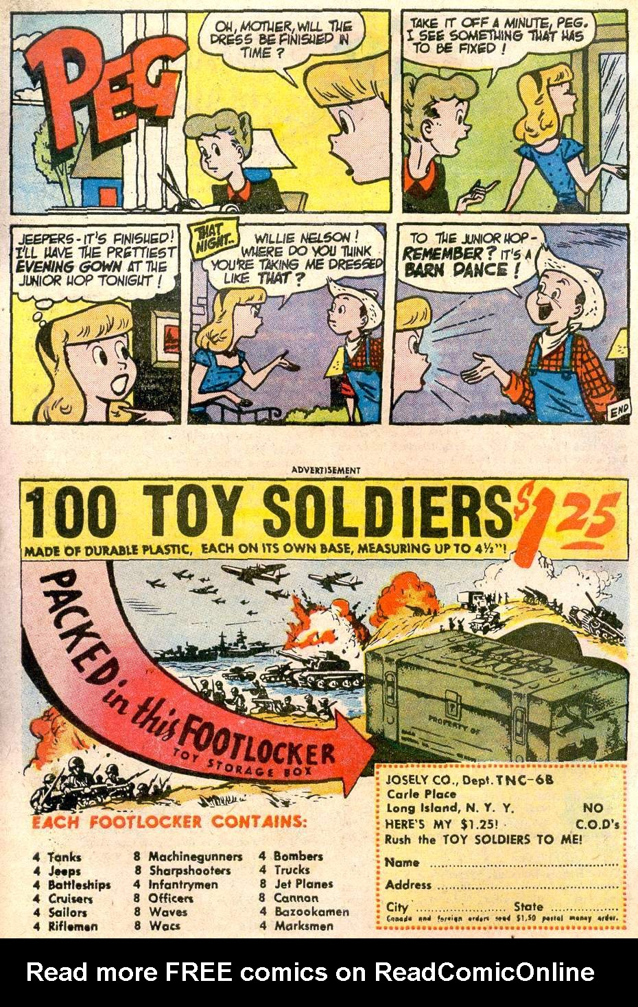 Read online Adventure Comics (1938) comic -  Issue #295 - 19