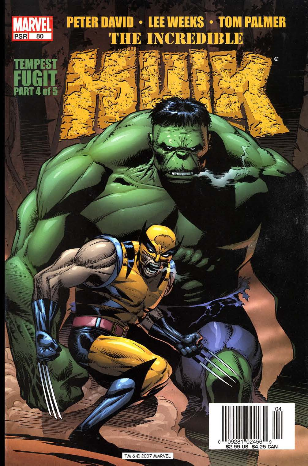 Read online The Incredible Hulk (2000) comic -  Issue #80 - 1