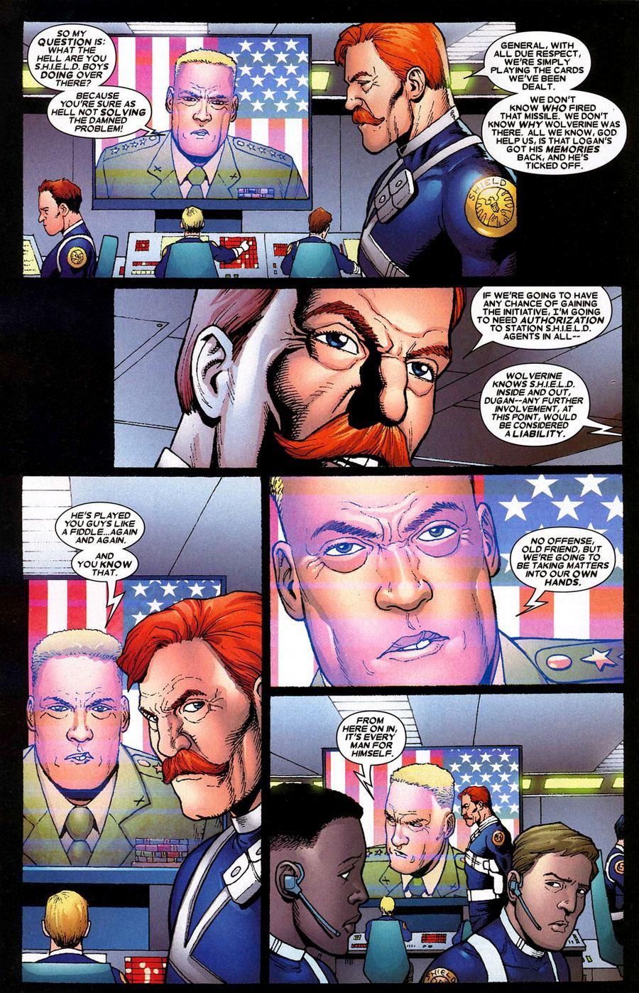 Read online Wolverine: Origins comic -  Issue #1 - 22