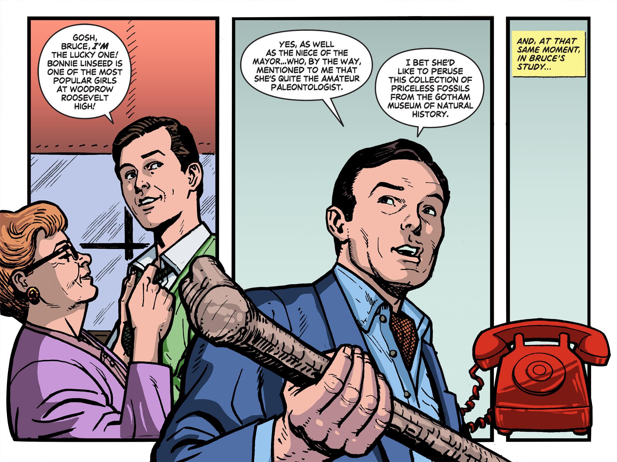 Read online Batman '66 Meets the Green Hornet [II] comic -  Issue #1 - 8