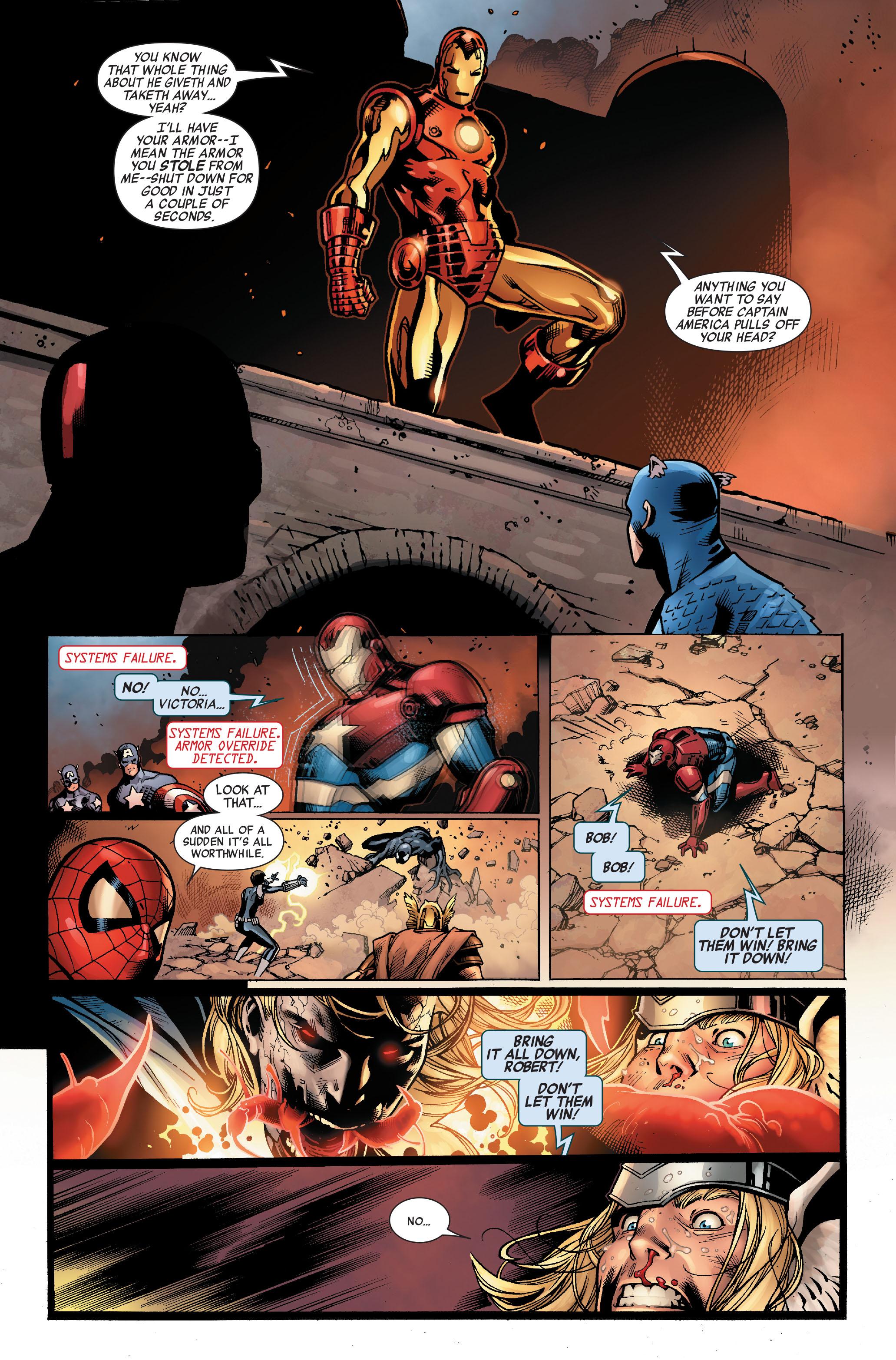 Read online Siege (2010) comic -  Issue #3 - 16