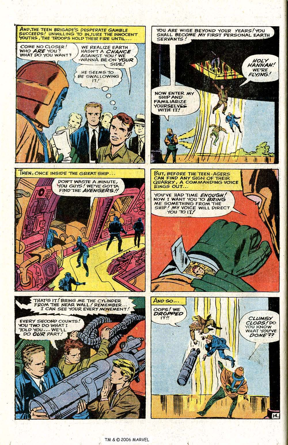 The Avengers (1963) _Annual_5 Page 17