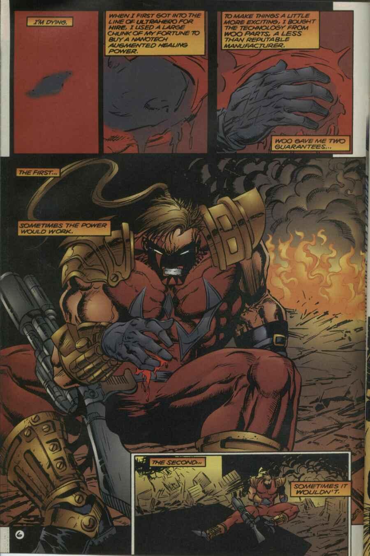 Read online Ultraverse Premiere comic -  Issue #2 - 6
