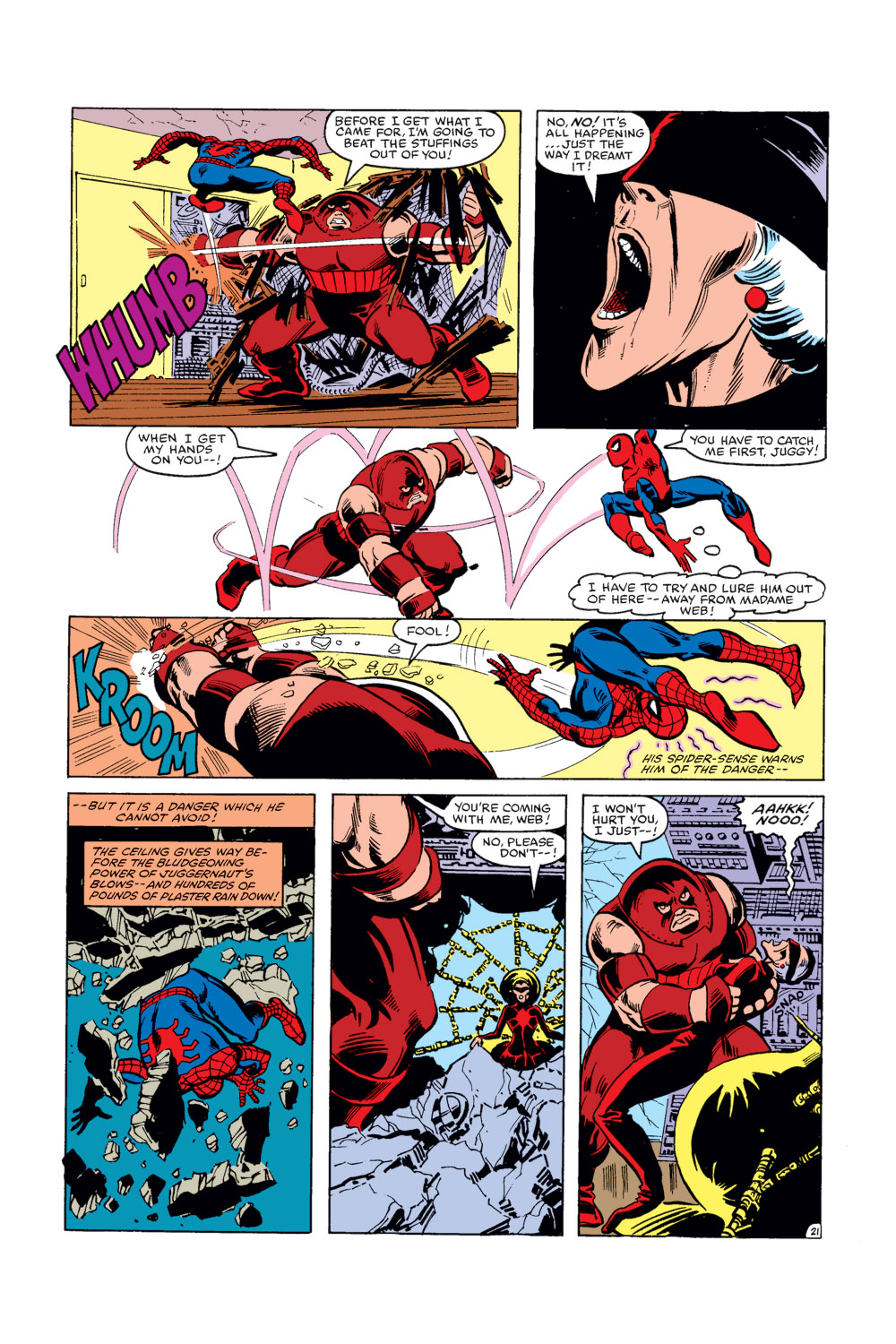 The Amazing Spider-Man (1963) 229 Page 21