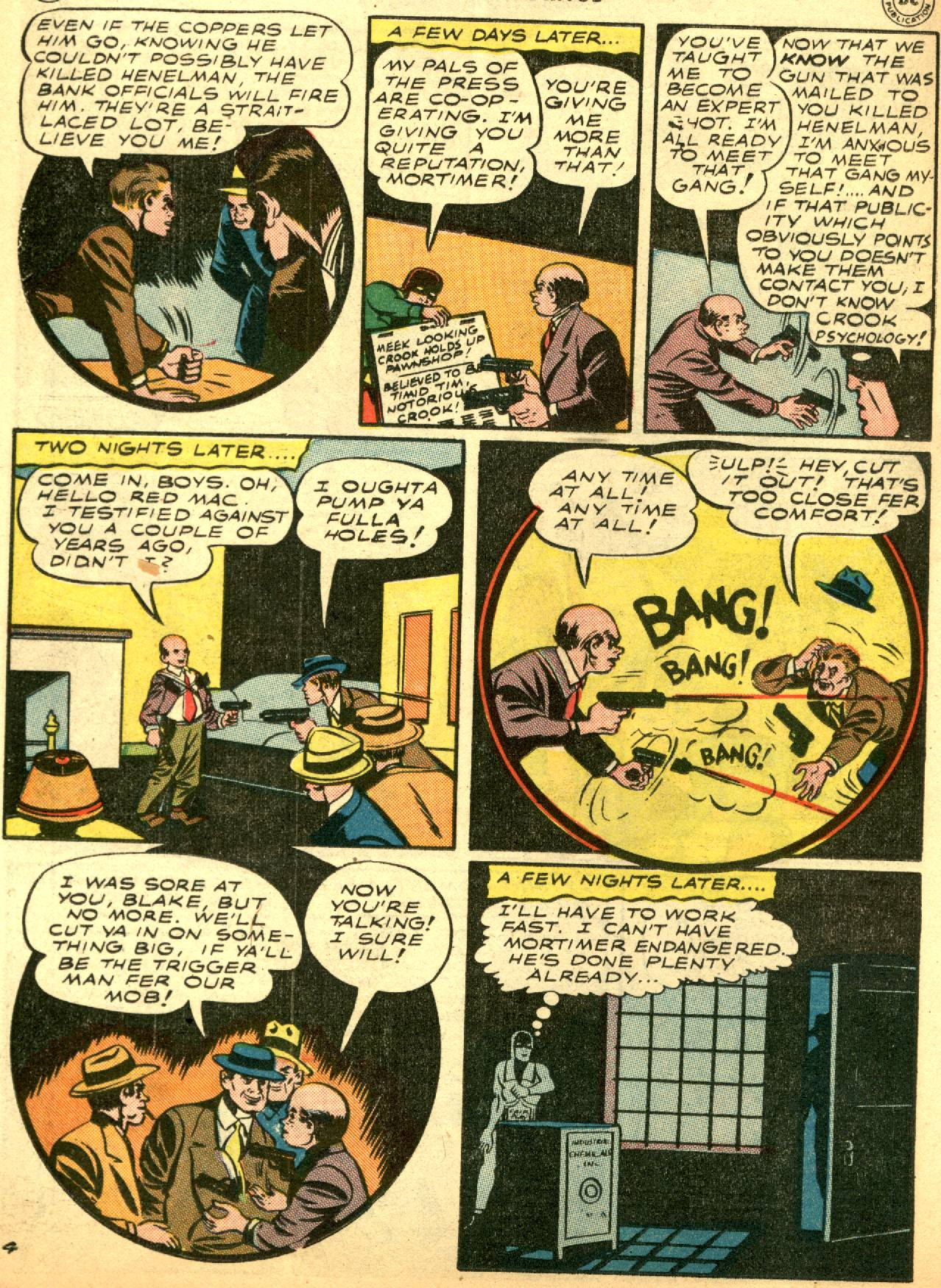Read online Sensation (Mystery) Comics comic -  Issue #53 - 38