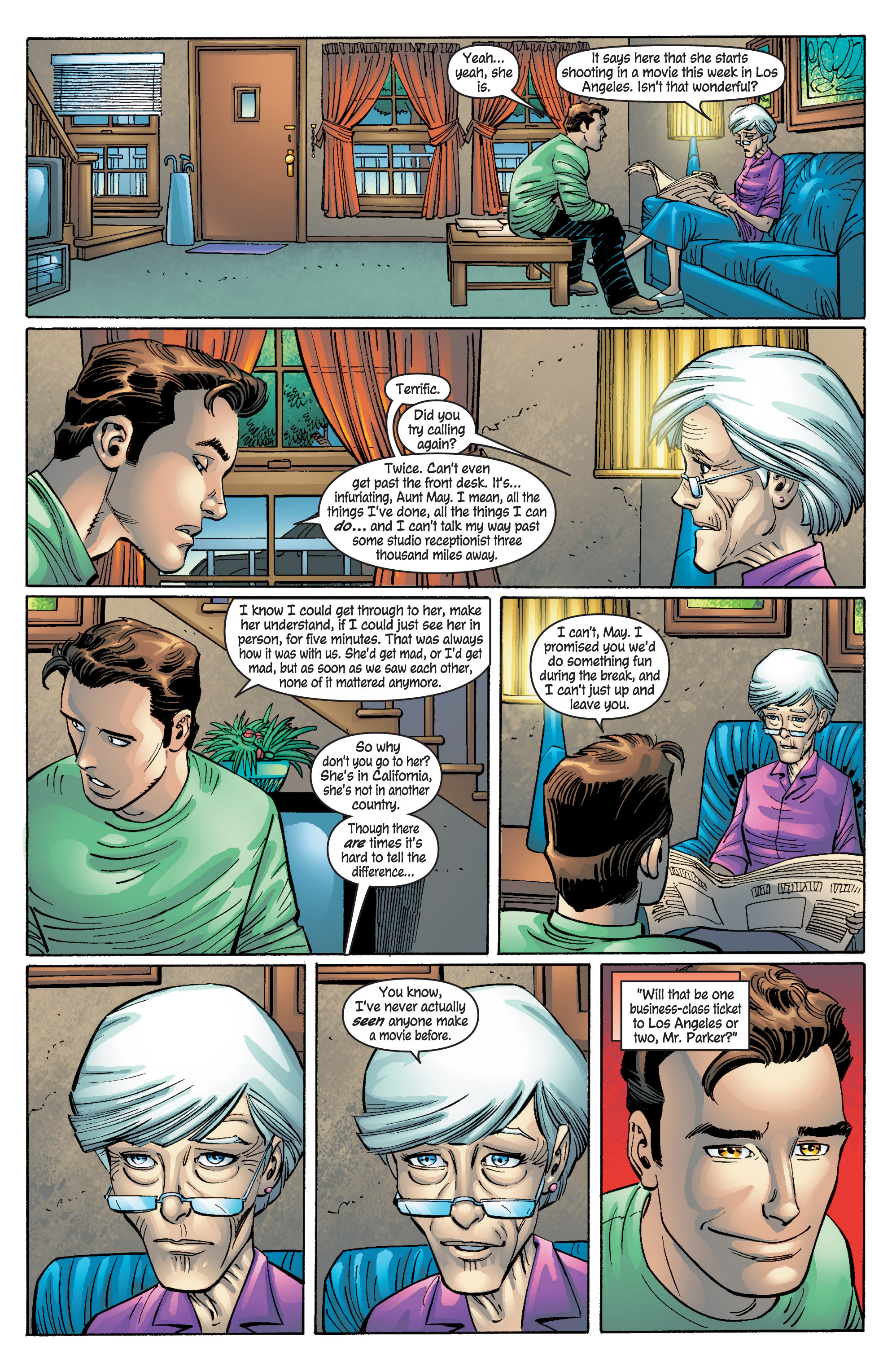The Amazing Spider-Man (1999) 43 Page 10