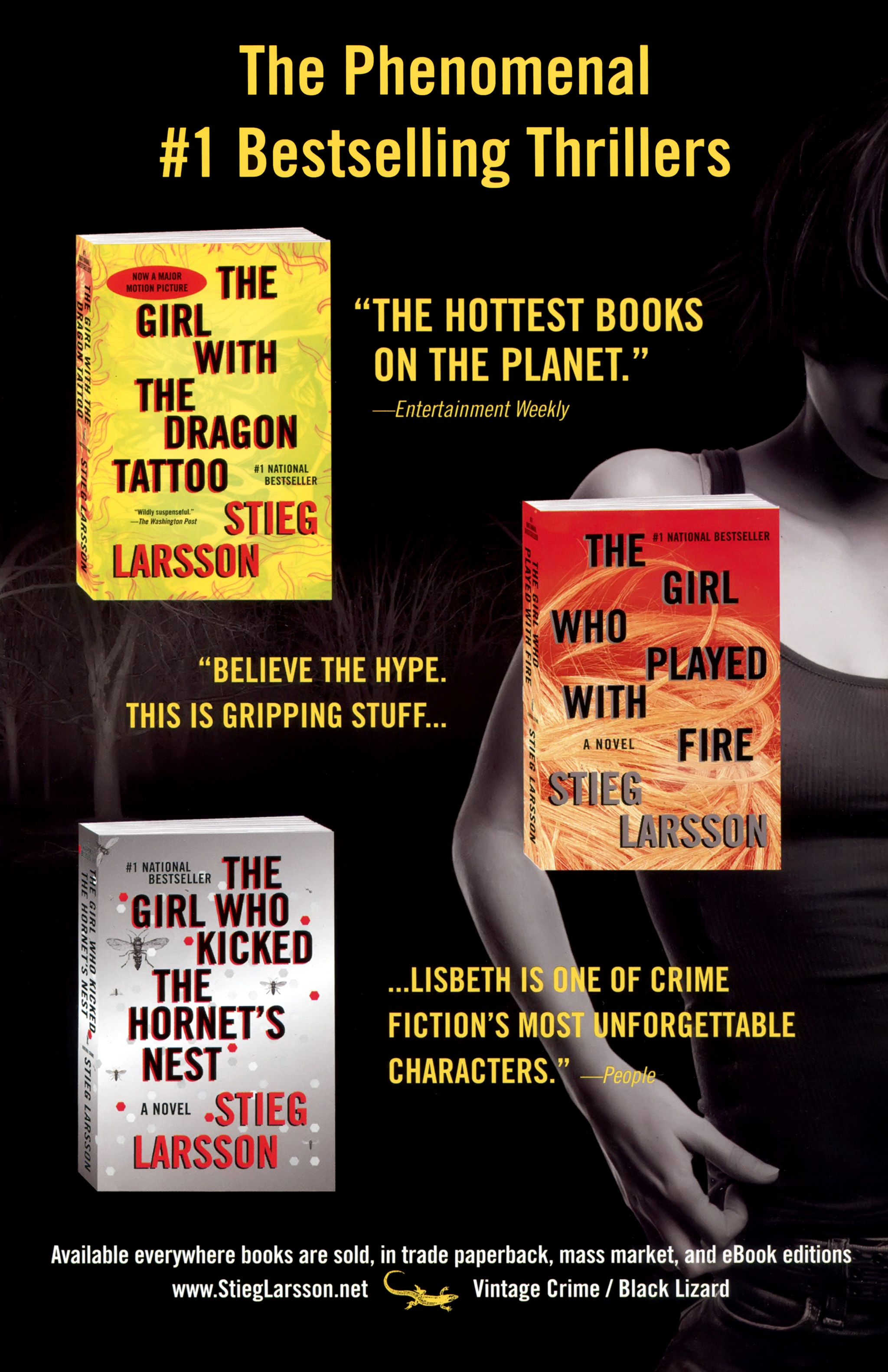 Read online The Girl With the Dragon Tattoo comic -  Issue # TPB 2 - 159