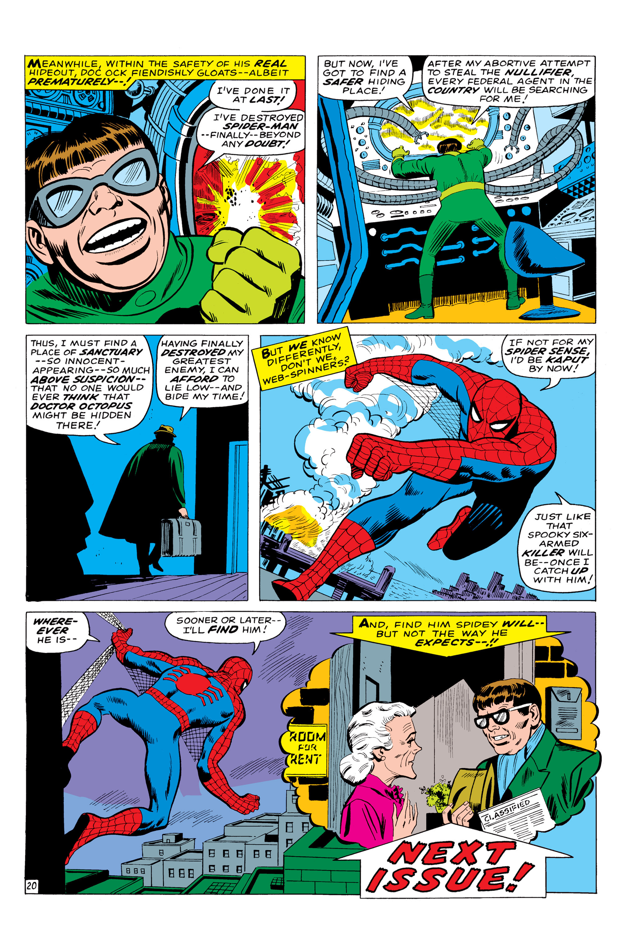 The Amazing Spider-Man (1963) 53 Page 20