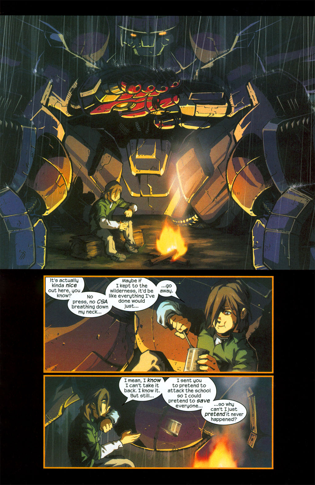 Read online Sentinel (2006) comic -  Issue #1 - 15