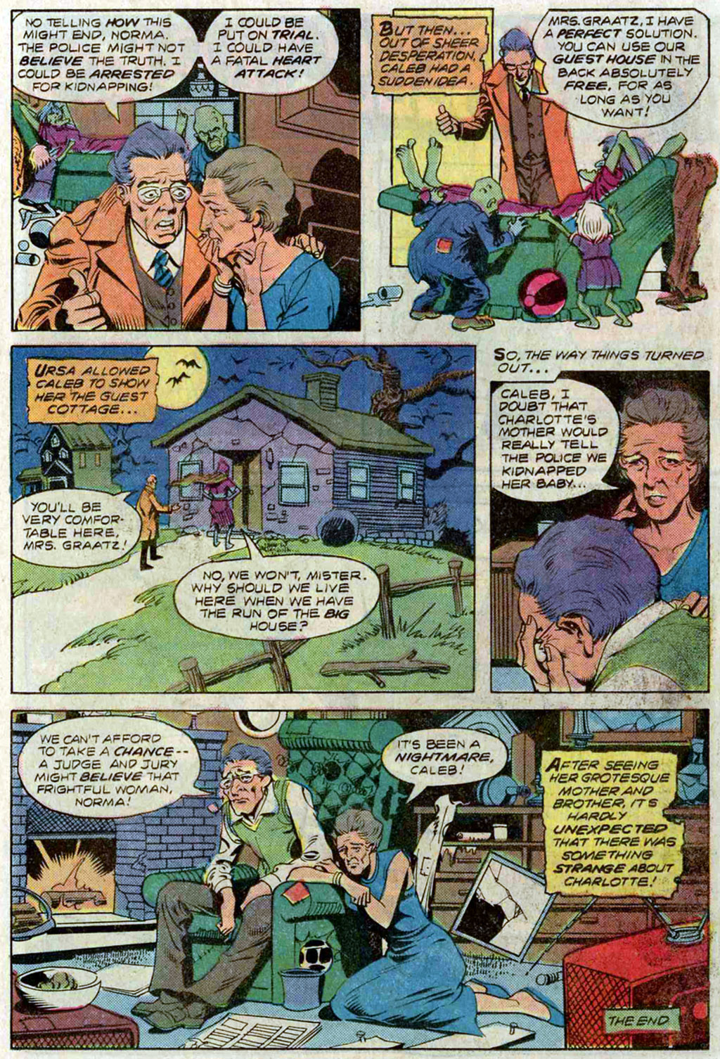Read online Secrets of Haunted House comic -  Issue #40 - 11