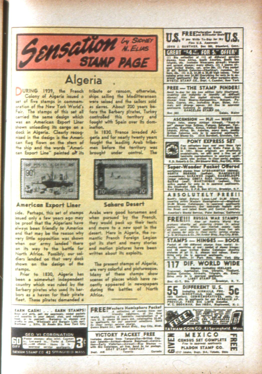 Read online Sensation (Mystery) Comics comic -  Issue #16 - 47