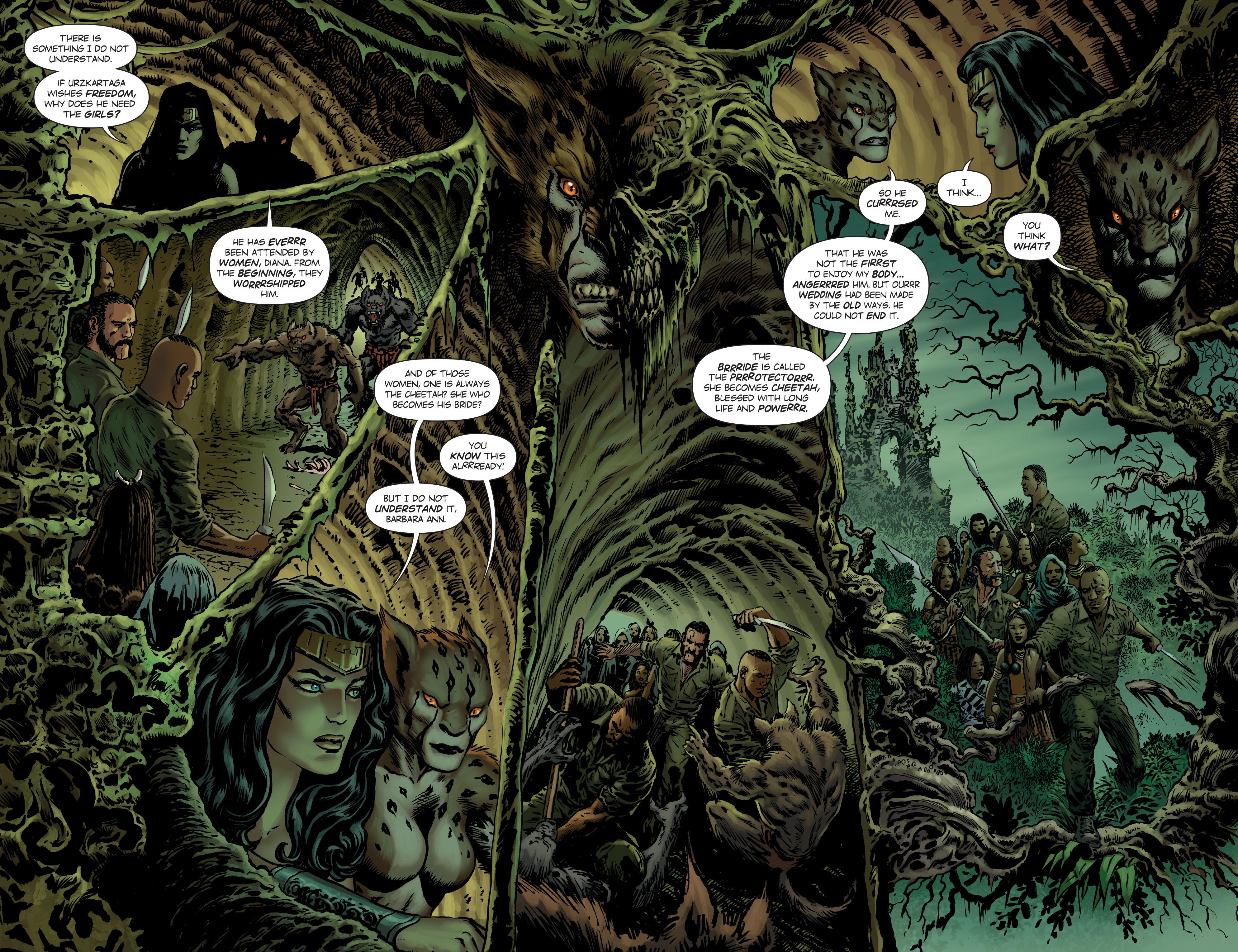 Read online Wonder Woman (2016) comic -  Issue #7 - 9