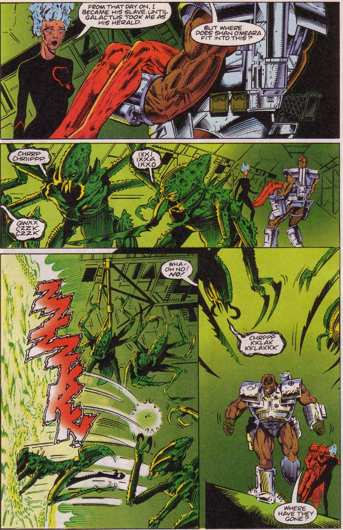 Read online Cyberspace 3000 comic -  Issue #3 - 12