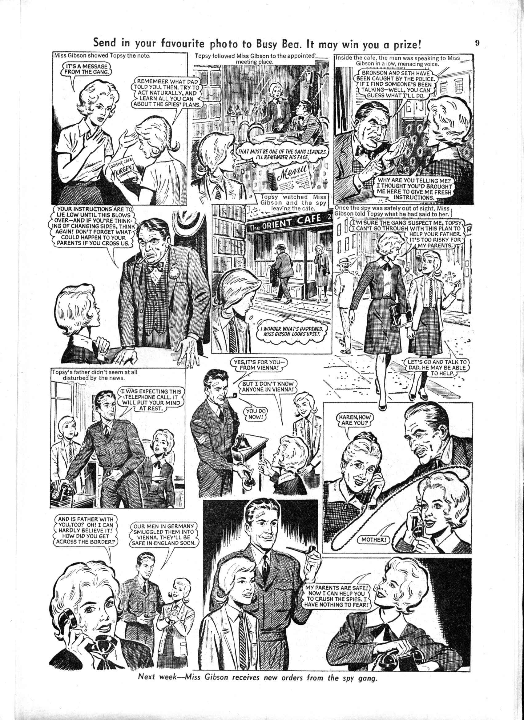 Read online Judy comic -  Issue #166 - 9