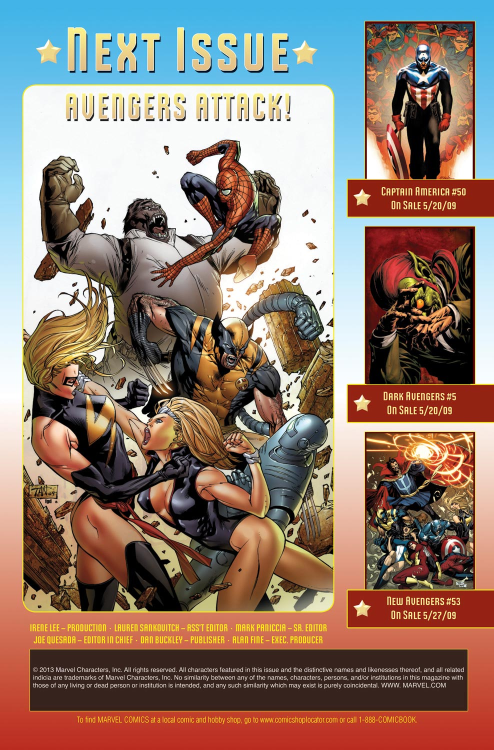 Read online Agents Of Atlas (2009) comic -  Issue #4 - 26
